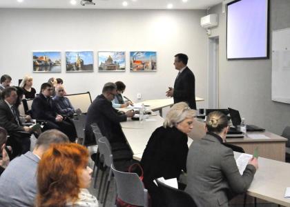 В СПбПУ обсудили исследования в области управления, экономики и торговли