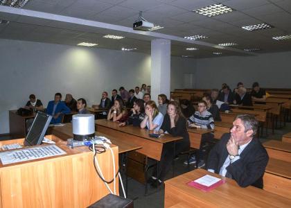 Презентация лучших выпускных  работ вузов-участников Международного университетского сетевого проекта «Синергия»