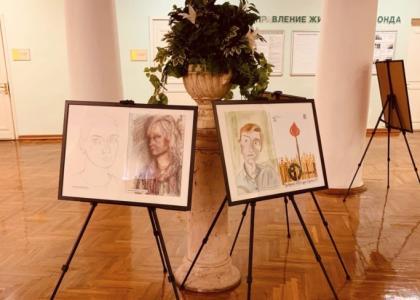 Выставка «Портрет» в ПГУПС