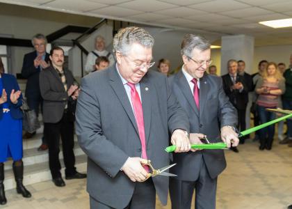 Строим наш дом: ИПМЭиТ открыл новые аудитории в корпусе на Новороссийской