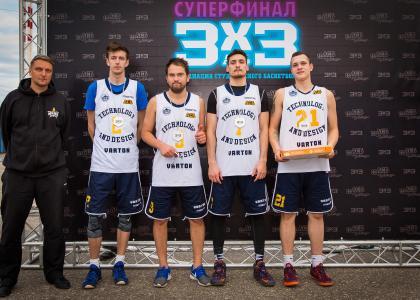 Чемпионат Ассоциации студенческого баскетбола России