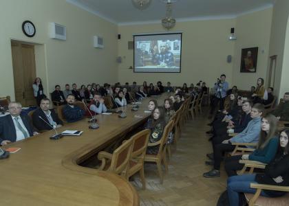В Политехе прошла конференция, посвященная 75-летию Сталинградской битвы