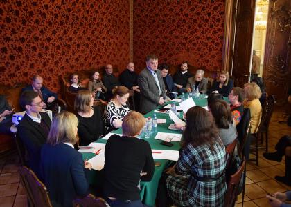Кафедра ЮНЕСКО СПбПУ привлечет студентов к сохранению культурного наследия Санкт-Петербурга