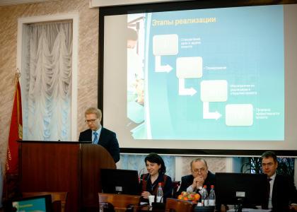 Подготовка организаторов здравоохранения в СПбГПМУ