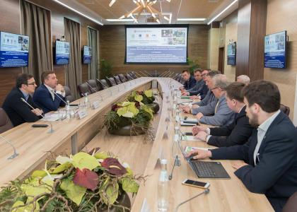 Мыслить перспективами: Политех и фонд «Росконгресс» договорились сотрудничать