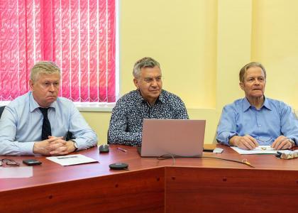 Онлайн-встреча Корабелки и Харбинского инженерного университета