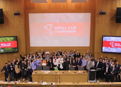 Основано на реальных событиях: в Политехе прошел чемпионат Metal Cup-2018