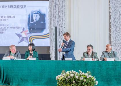 В Политехе обсудили роль СССР во Второй мировой войне