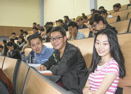 Политех привлекает абитуриентов из китайского города Лоян