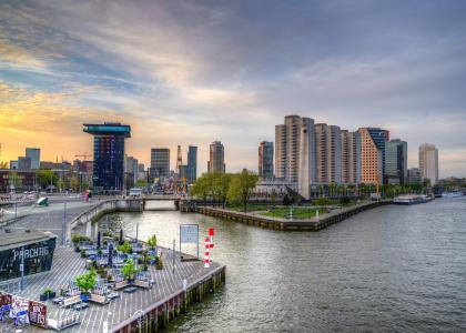 Политех с культурно-деловой миссией в Антверпене и Роттердаме