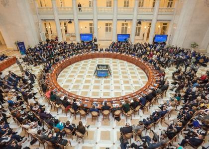 РГПУ им. А.И. Герцена на Петербургском международном образовательном форуме 2018