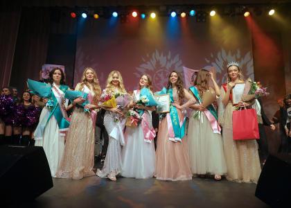 Завершился конкурс красоты и талантов «Мисс СПбГМТУ-2021»