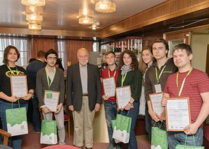 Школа молодых ученых Политеха объединила научную молодежь из разных вузов страны