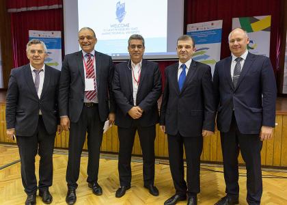 В СПбГМТУ состоялся международный семинар по судостроению