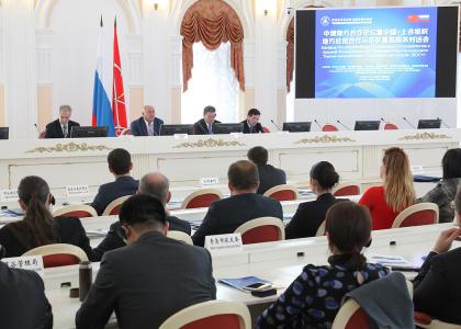СПбПУ создает российско-китайский НОЦ в коллаборации с зарубежными партнерами