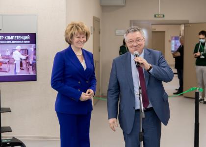 В Институте среднего профобразования Политеха открылись новые мастерские