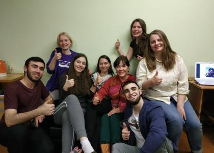 В СПбГПМУ прошла встреча студенческого проекта ПАЗЛ_med