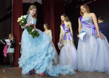 Итоги конкурса «Мисс СПбГМТУ-2017»