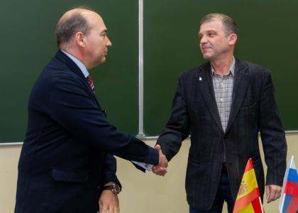 Подписано соглашение между СПбГМТУ и SENER Ingenieria y Sistemas, S.A.