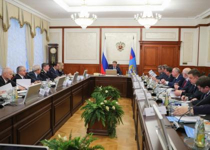 Заседание Попечительского совета ПГУПС