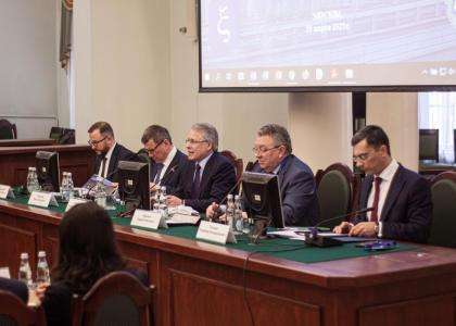 Ректор СПбПУ провел расширенное заседание КС Минобрнауки РФ по области образования «Инженерное дело, технологии и технические науки»