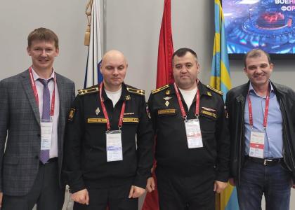 Корабелка на форуме «Армия-2021»