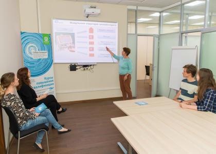 Новый дом Центра компетенций в области онлайн-обучения Политеха