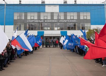 С Политехом на одной волне: в СПбПУ после реконструкции открылся спорткомплекс с бассейном