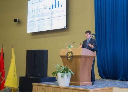 Руководители Корабелки приняли участие в совещании Министра науки и высшего образования РФ