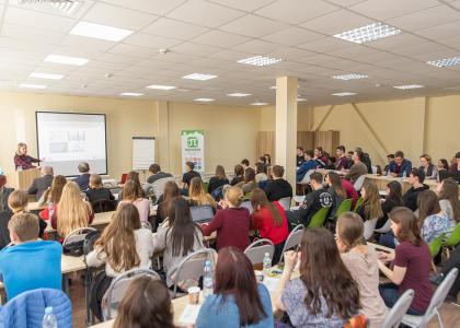 Стартовала программа акселерации проектов социального предпринимательства в Санкт-Петербурге и Ленинградской области