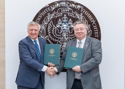 Новый партнер Политеха – Северо-Западный институт управления РАНХиГС