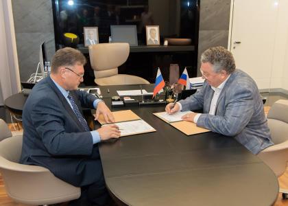 Политех продолжает сотрудничество с ООО «Газпром трансгаз Санкт-Петербург»