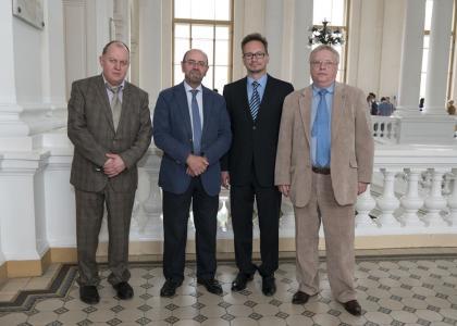 Мадридский политехнический университет: сотрудничество в лицах