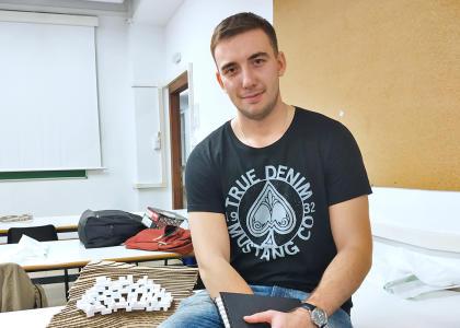 Привет из Мадрида: студент Политеха рассказал о подготовке к сессии в испанском вузе