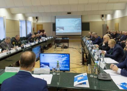 В Корабелке состоялось заседание научно-методического совета по направлению «Корабельное вооружение»