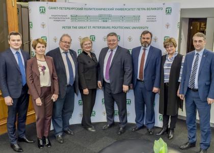 ПбПУ и МГТУ «Станкин» подписали соглашение о сотрудничестве