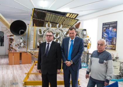 Военмех – путь в космонавтику