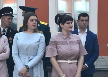 Студент СПбГПМУ — в числе лучших выпускников Петербурга