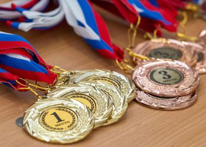 В СПбГМТУ прошли студенческие соревнования «А ну-ка, парни!»