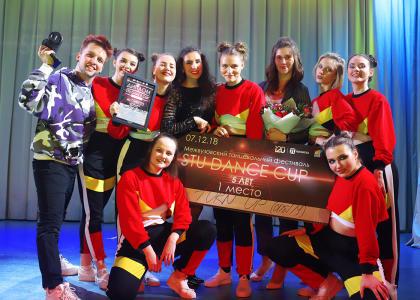 В пятый раз Политех принимает городской танцевальный фестиваль
