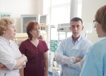 Врачи СПбГПМУ посетили перинатальный центр в Архангельской области