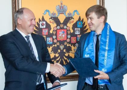 СПбГМТУ и ДВФУ расширяют сотрудничество