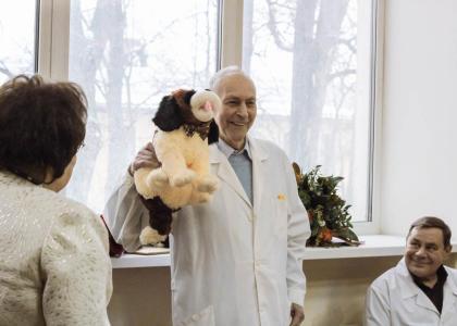 Эдуарду Владимировичу Ульриху — 80 лет