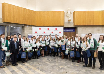 Политехники – в числе лучших молодых ученых Санкт-Петербурга