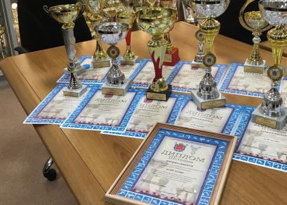 Спортивный сезон вПолитехе завершен с медалями всех достоинств