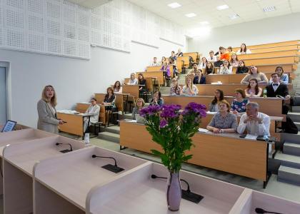 В Корабелке состоялась научно-практическая конференция «Актуальные проблемы учета, анализа и аудита»
