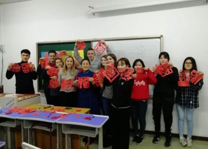 Студенты ПГУПС обучение в«зимней школе»  Пекинского транспортного университета