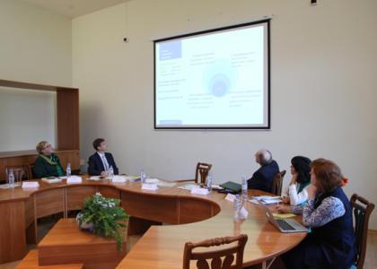 Открытие XVII Международной научно-практической конференции «Менеджмент XXI века: возможности и пределы преобразования университетов»