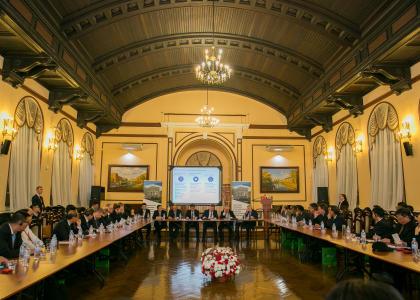 В ПГУПС завершил работу Бетанкуровский международный инженерный форум