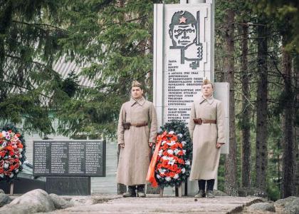Политехники приняли участие в Военно-патриотическом слете «Сяндеба» и Весенней трудовой вахте